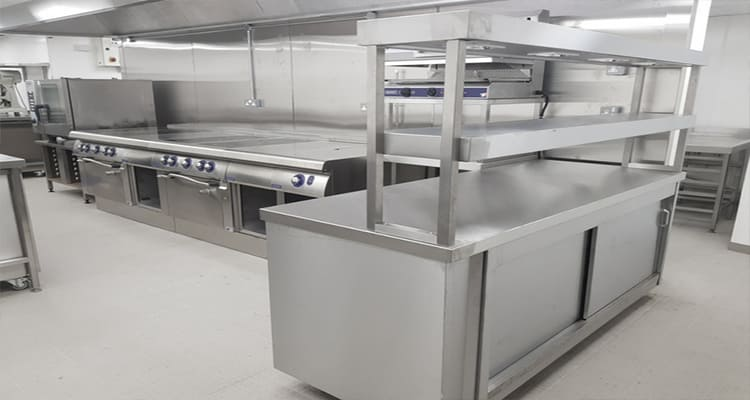 Kitchen Equipments Manufacturers in Chennai