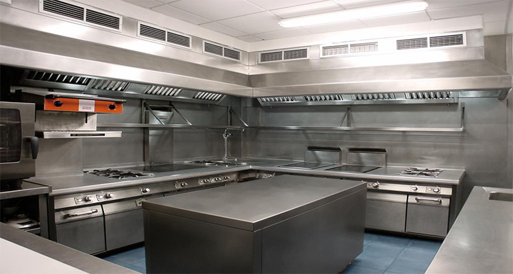 Kitchen Equipments Manufacturer