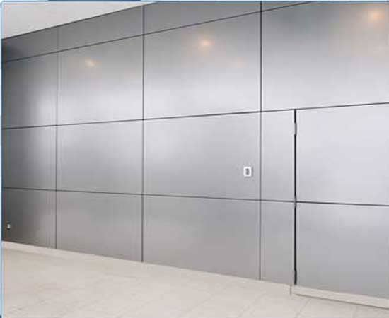SS Wall Cladding
