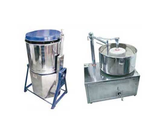 Wet Grain Grinding Machine