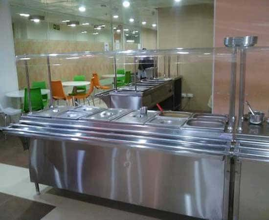 Cold Bain Marie With Interior