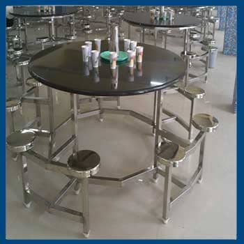Restaurant Table Chairs With Granite Top