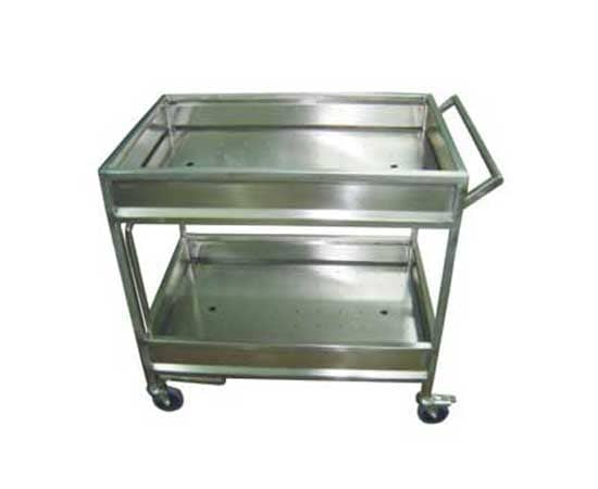 Drinking Water Glass Trolley
